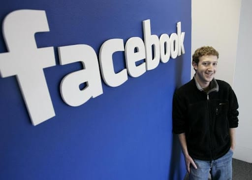 Facebook biographie de Mark Zuckerberg